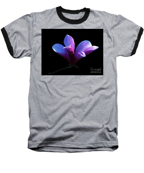 Steel Magnolia Baseball T-Shirt