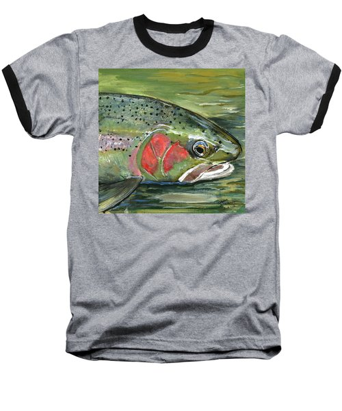 Steelhead  Baseball T-Shirt