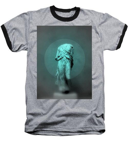 Still Life - Robed Figure Baseball T-Shirt