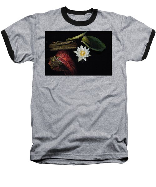 Still Life Baseball T-Shirt