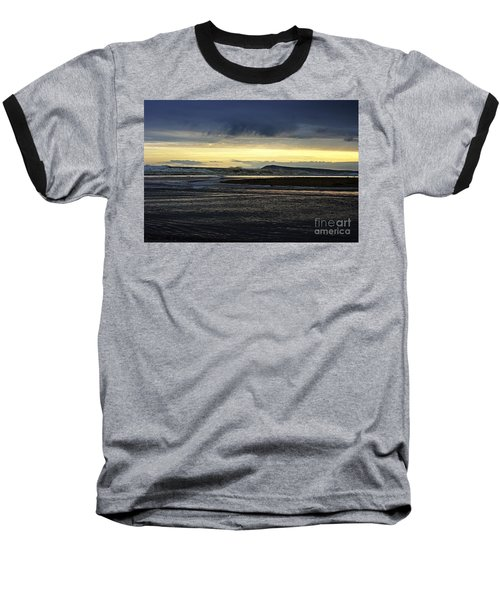 Baseball T-Shirt featuring the photograph Stormy Morning 2 by Blair Stuart