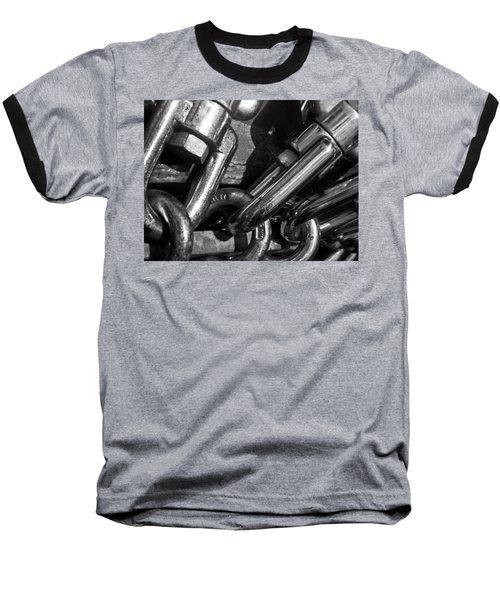 Baseball T-Shirt featuring the photograph Strong by David Pantuso