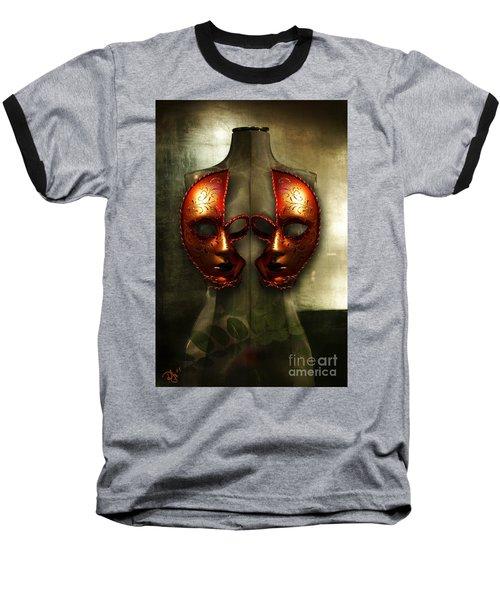 Suckling The Silence  Viriditas Baseball T-Shirt
