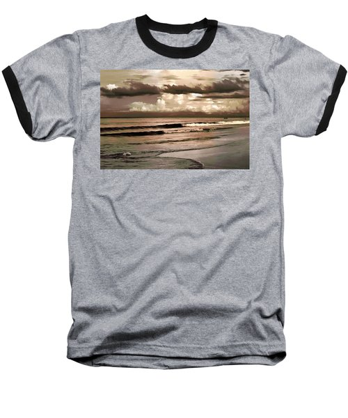 Summer Afternoon At The Beach Baseball T-Shirt