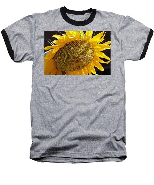 Sun Flower Baseball T-Shirt