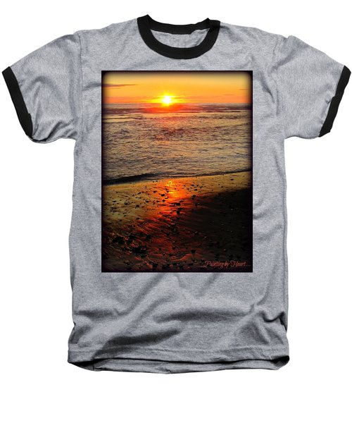 Sun Kissed Baseball T-Shirt