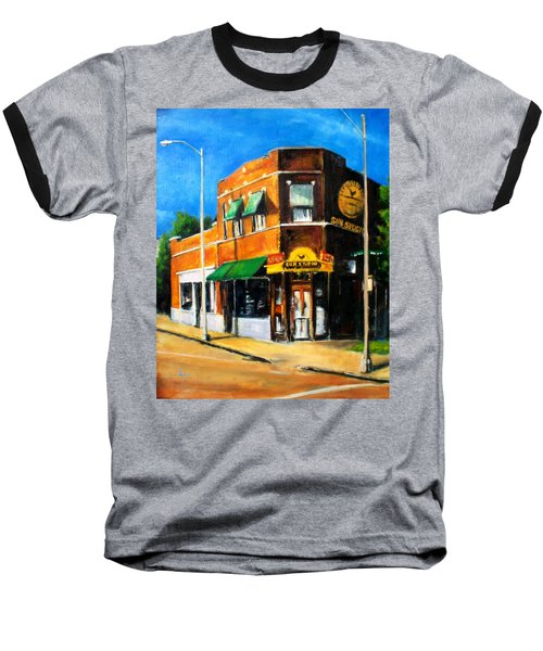 Sun Studio - Day Baseball T-Shirt