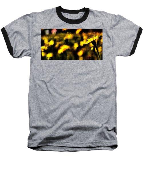 Sun Worshiper Baseball T-Shirt