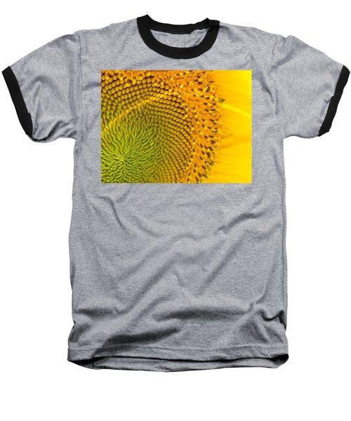 Sunflower Study 1 Baseball T-Shirt