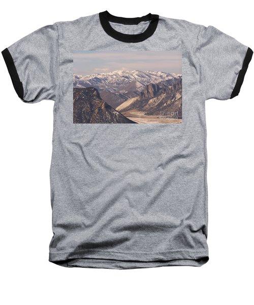 Sunlight Splendor Baseball T-Shirt