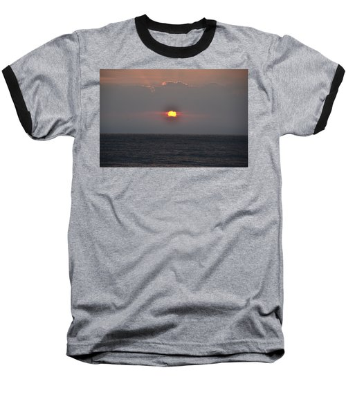 Sunrise In Melbourne Fla Baseball T-Shirt