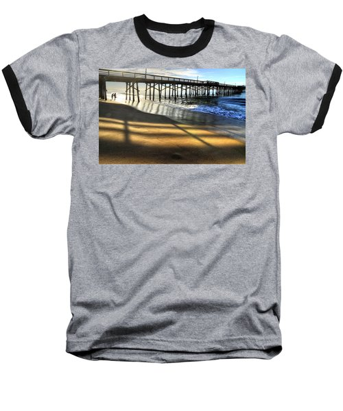 Sunrise Trestle Baseball T-Shirt