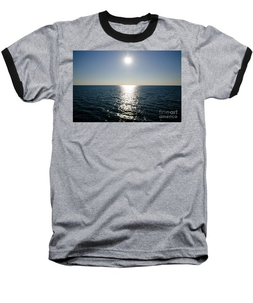 Sunshine Over The Mediterranean Sea Baseball T-Shirt
