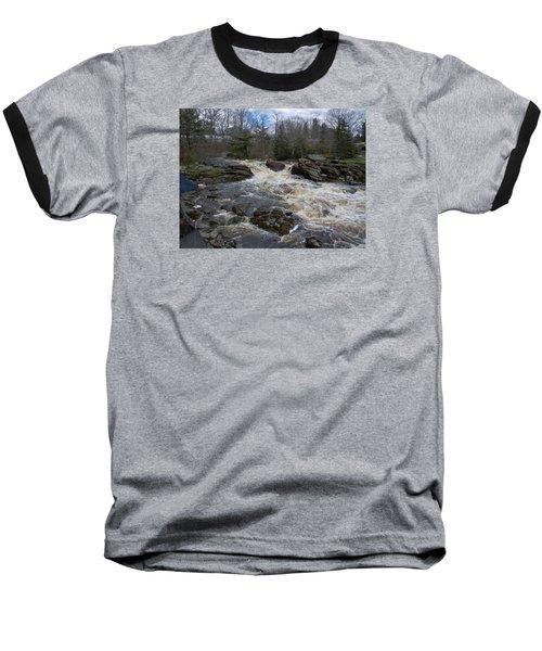 Surry Falls Baseball T-Shirt