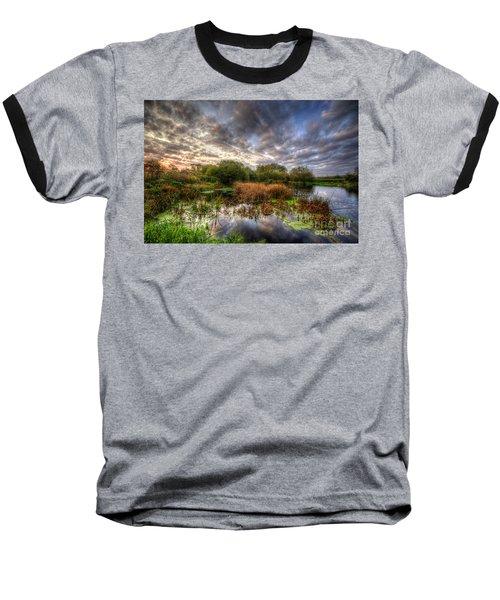 Swampy Baseball T-Shirt