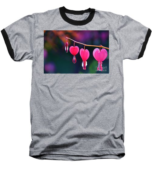 Sweet Hearts Baseball T-Shirt