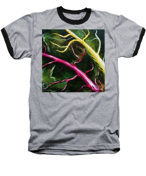 Swiss-chard Baseball T-Shirt