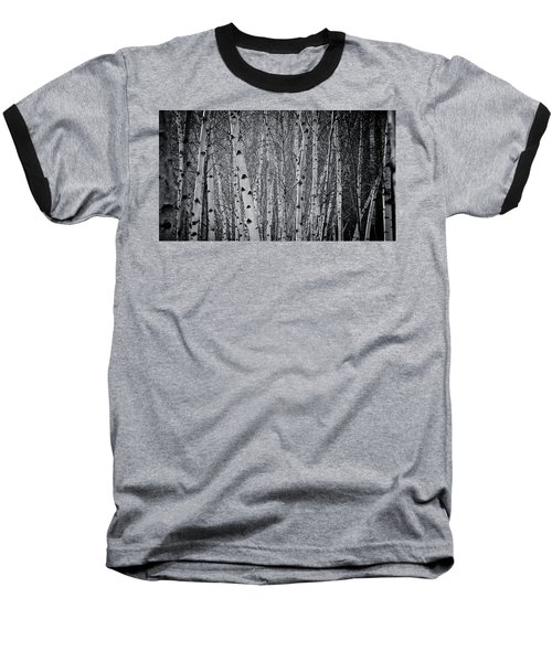 Tate Modern Trees Baseball T-Shirt