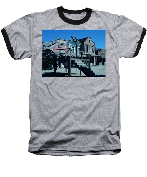 Taverna Western Village In Spain Baseball T-Shirt