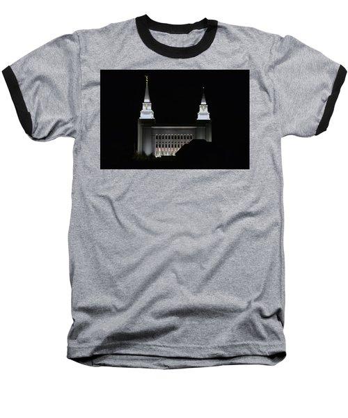 Temple Baseball T-Shirt