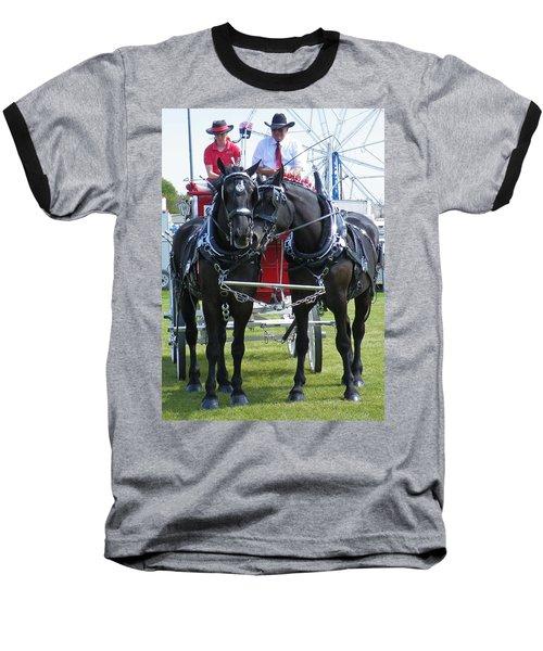Baseball T-Shirt featuring the photograph Tender Moment by Davandra Cribbie