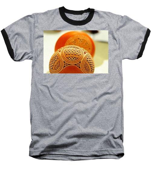Terracotta Lampshade Baseball T-Shirt
