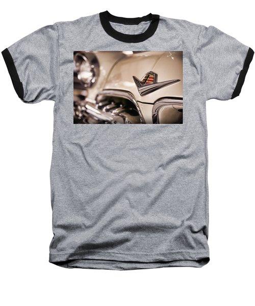 Baseball T-Shirt featuring the photograph The 1955 Dodge La Femme by Gordon Dean II