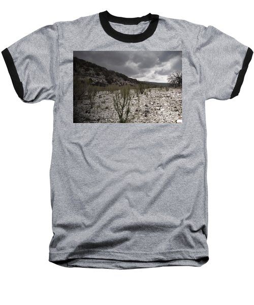 The Bank Of The Nueces River Baseball T-Shirt