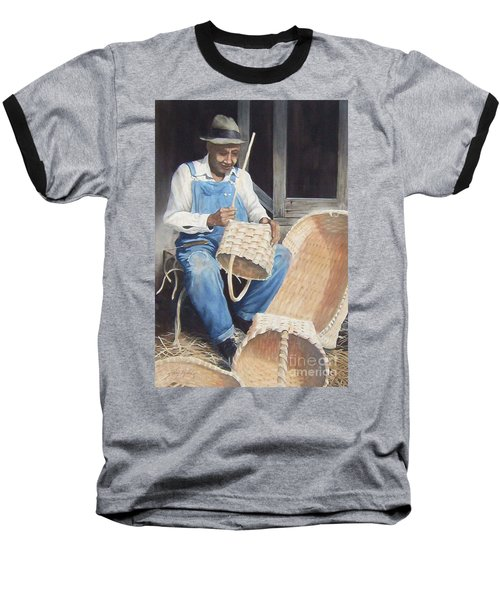 The Basket Maker ...sold  Baseball T-Shirt