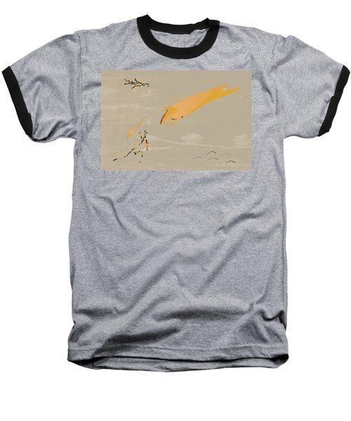 The Beast Afoot Baseball T-Shirt