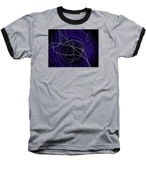 The Blue Barb Baseball T-Shirt