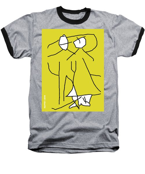The Dancers Baseball T-Shirt