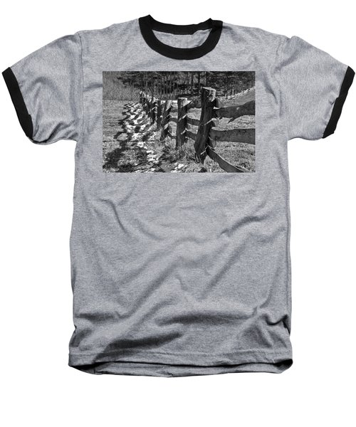 The Fence Baseball T-Shirt