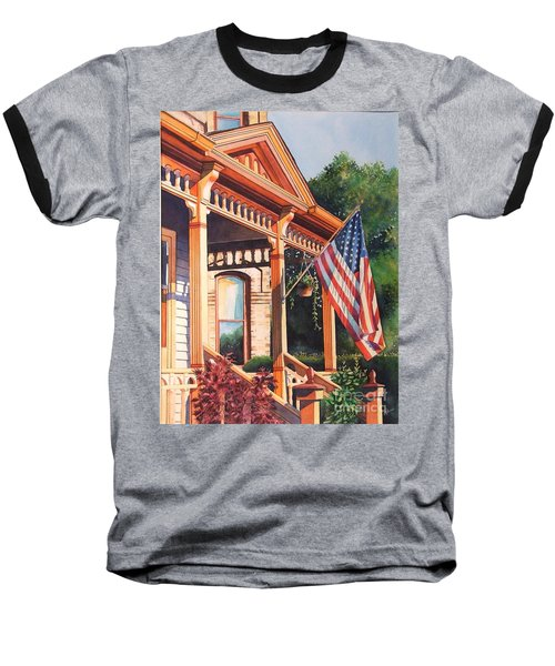 The Founders Home Baseball T-Shirt