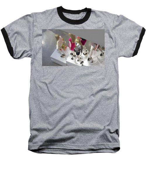 The Girls Baseball T-Shirt