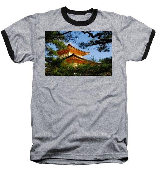 The Golden Temple Baseball T-Shirt