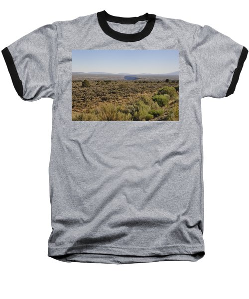 The Gorge On The Mesa Baseball T-Shirt