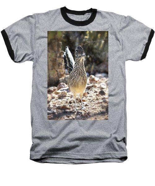 The Greater Roadrunner  Baseball T-Shirt