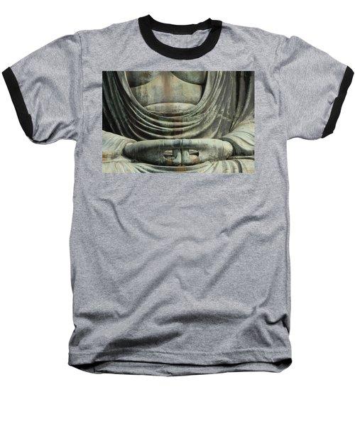 The Hands Of Diabutsu Baseball T-Shirt