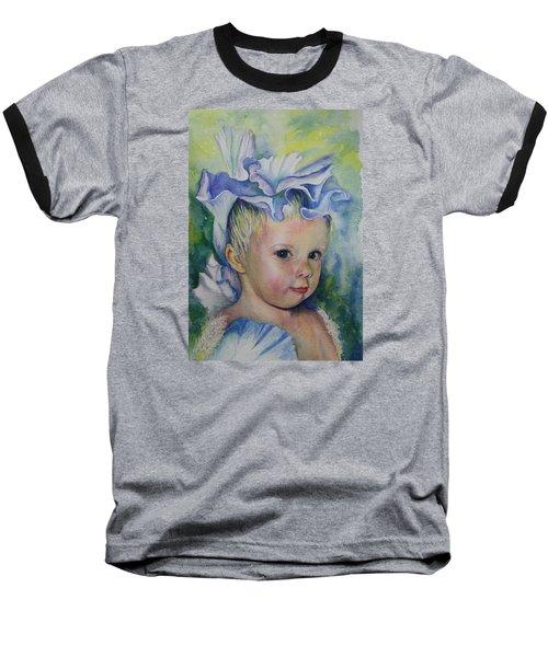 The Iris Princess Baseball T-Shirt