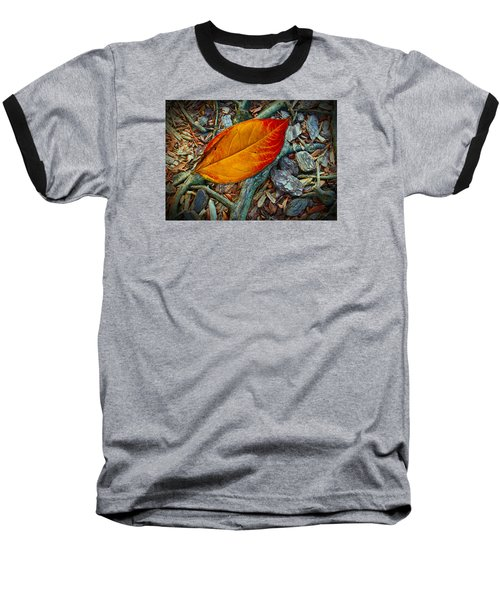 The Last Leaf Baseball T-Shirt