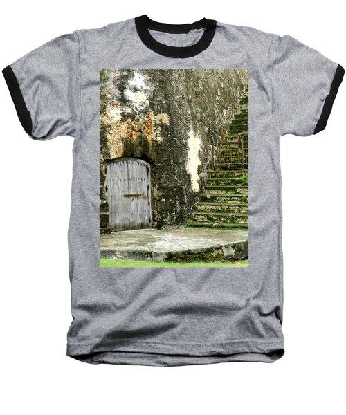 The Leprechaun Vault Baseball T-Shirt