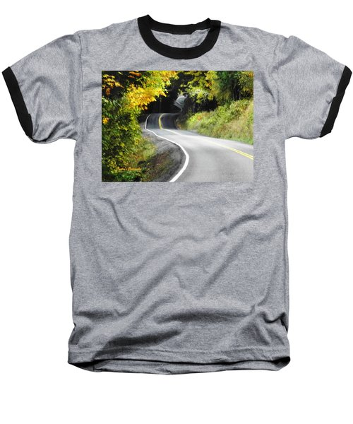 The Low Road Baseball T-Shirt