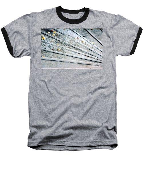 The Marble Steps Of Life Baseball T-Shirt