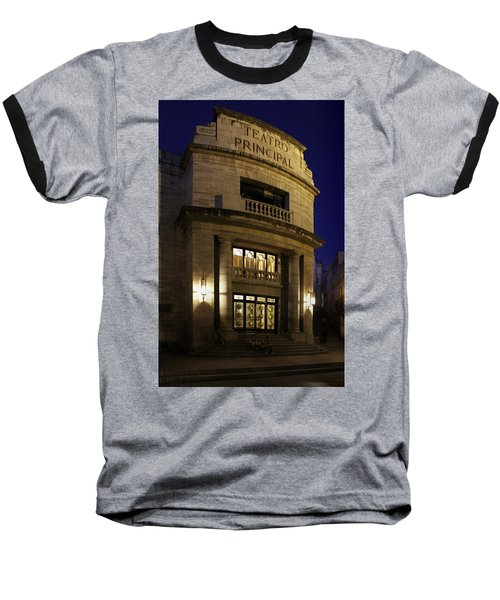 Baseball T-Shirt featuring the photograph The Meeting Place by Lynn Palmer