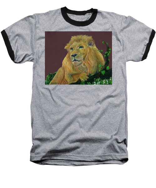 The Mighty King Baseball T-Shirt