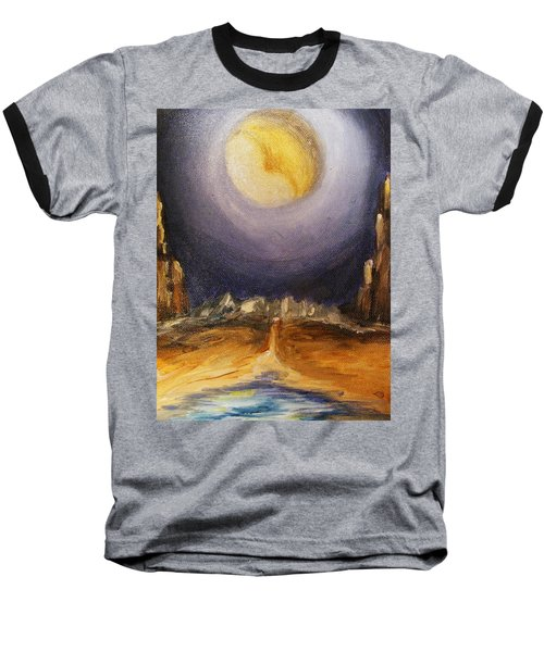 the Moon Baseball T-Shirt