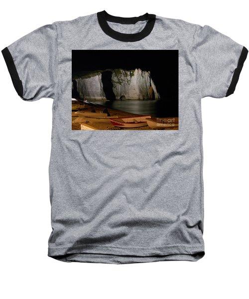 The Needle Of Etretat Baseball T-Shirt