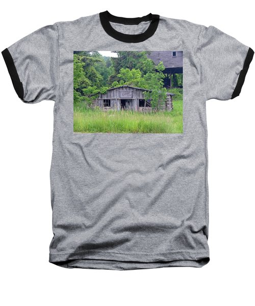 The Old Place Baseball T-Shirt
