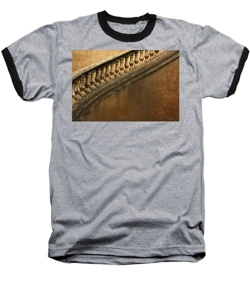 The Queen's Staircase Baseball T-Shirt